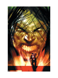Dark Reign: The List - Hulk 1 Cover: Banner, Bruce and Skaar Prints by Oliver Ben