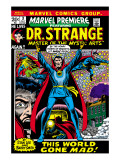 Marvel Premiere 3 Cover: Dr. Strange Poster by Windsor-Smith Barry