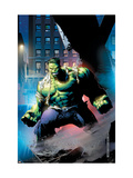 Hulk: Unchained 1 Cover: Hulk Prints by Jim Cheung