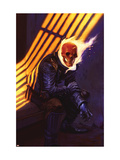 Ghost Rider No.24 Cover: Ghost Rider Poster