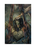 Skaar: Son Of Hulk No.4 Cover: Skaar Print by Ron Garney