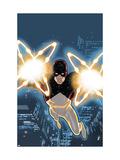 Captain Universe / Daredevil No.1 Cover: Daredevil Lifting Posters