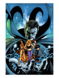 Witches 3 Cover: Dr. Strange, Kale, Jennifer, Topaz and Satana Posters by Mike Deodato Jr.