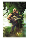 Cable 18 Cover: Cable, Summers and Hope Posters by Dave Wilkins