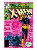 Uncanny X-Men No.138 Cover: Cyclops and X-Men Art by Byrne John