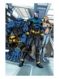 Cable & Deadpool No.6 Group: Cyclops, Beast and Emma Frost Posters by Patrick Zircher