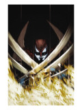X-Force 15 Cover: Archangel Prints by Kaare Andrews