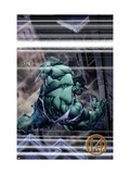 Incredible Hulk No.76 Cover: Hulk Prints by Clayton Crain