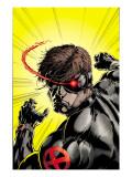Uncanny X-Men No.391 Cover: Cyclops Posters by Salvador Larroca