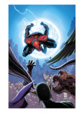 Marvel Adventures: Spider-Man No.2 Cover: Spider-Man Posters by Patrick Scherberger