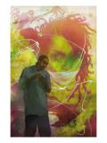 NYX: No Way Home No.3 Cover: Soul and Bobby Prints by Alina Urusov
