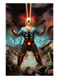 Eternals 6 Cover: Ikaris Posters by Daniel Acuna