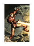 Iron Man 79 Cover: Iron Man Posters
