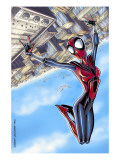 Spider-Girl 68 Cover: Spider-Girl Prints by Ron Frenz