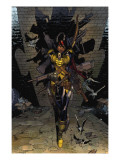 New Mutants 3 Cover: Moonstar Posters by Adam Kubert