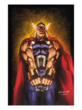 Thor: The Trial of Thor No.1 Cover: Thor Prints by Nord Cary