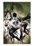 Dark Reign: Mister Negative No.2 Cover: Spider-Man Print by Jae Lee