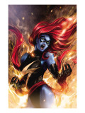 Ms. Marvel 48 Cover: Mystique Prints by Takeda Sana