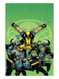 Wolverine 23 Cover: Wolverine Prints by Romita Jr. John