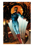 Supreme Power Hyperion 4 Cover: Hyperion Poster by Dan Jurgens
