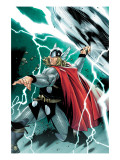 Thor No.1 Cover: Thor Posters by Coipel Olivier