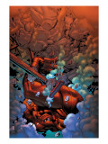 New Thunderbolts No.3 Cover: Atlas Print by Tom Grummett