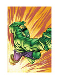 Marvel Adventures Hulk No.3 Cover: Hulk Prints by David Williams