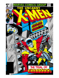 Uncanny X-Men 122 Cover: Colossus and Wolverine Prints by Dave Cockrum