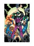 Marvel Adventures Fantastic Four No.3 Cover: Diablo Prints by Michael Ryan
