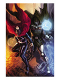 Doctor Voodoo: Avenger of the Supernatural No.5 Cover: Doctor Voodoo and Dr. Doom Prints