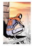 Spider-Man: Swing Shift Directors Cut Cover: Spider-Man Posters by Phil Jimenez
