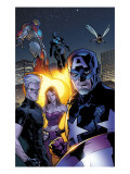 Ultimate X-Men No.63 Group: Captain America Prints by Stuart Immonen