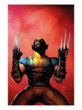 Astonishing X-Men 1 Cover: Wolverine Kunstdrucke