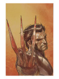 Wolverine Weapon X No.1 Cover: Wolverine Prints by Ron Garney