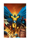 New Avengers No.2 Cover: Sentry Prints by Trevor Hairsine