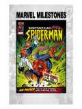 Marvel Milestones No.6 Cover: Captain Britain, Spider-Man and Red Skull Prints by Haward Jon