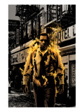 Luke Cage Noir 3 Cover: Cage and Luke Print by Tim Bradstreet