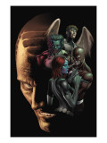 Dark X-Men 4 Cover: Mystique, Omega, Dark Beast and Mimic Posters par Choi Mike