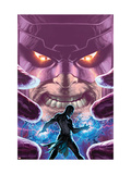 Son of Hulk 17 Cover: Galactus Art