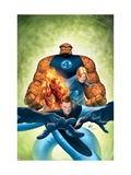 Ultimate Fantastic Four 7 Cover: Mr. Fantastic Posters by Immonen Stuart