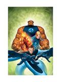 Ultimate Fantastic Four No.7 Cover: Mr. Fantastic Prints by Stuart Immonen