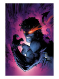 New X-Men No.152 Cover: Nightcrawler Prints by Silvestri Marc