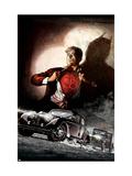 Daredevil No.69 Cover: Daredevil, Murdock and Matt Poster von Alex Maleev