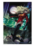 Ms. Marvel No.41 Cover: Ms. Marvel Prints by Sana Takeda