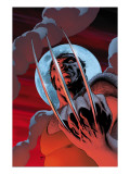 Astonishing X-Men No.8 Cover: Wolverine Print by John Cassaday