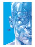 X-Men No.157 Cover: Iceman Planscher av Salvador Larroca