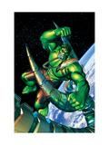 Incredible Hulk No.89 Cover: Hulk Posters by Brandon Peterson