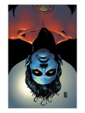 Nightcrawler No.11 Cover: Nightcrawler Posters by Robertson Darick