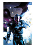 Ultimate Origins 3 Cover: Magneto Prints by Gabriele DellOtto