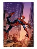 Marvel Adventures Spider-Man No.37 Cover: Spider-Man Prints by Sean Murphy